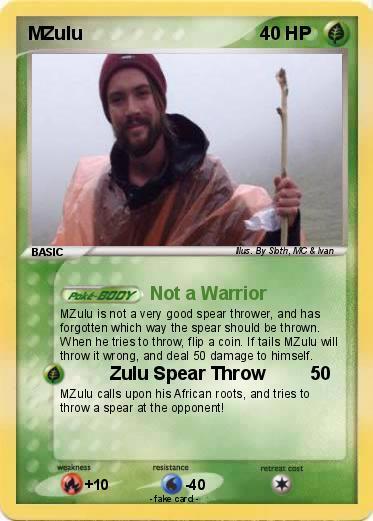 MZulu card Done